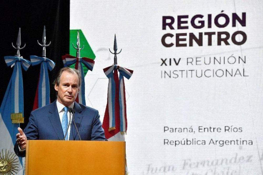 Se llevó a cabo una nueva reunión de la Región Centro