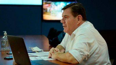 Operaron de urgencia a Guillermo Montenegro, intendente de Mar del Plata, tras un accidente hogareño