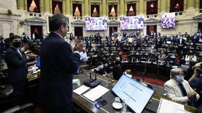 Diputados: a pesar de la pandemia aumentó la actividad parlamentaria