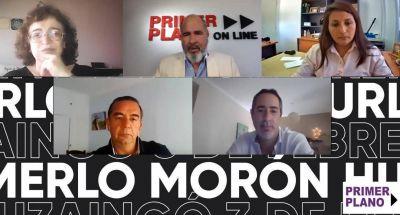 Los cuatro mosqueteros en el Concejo Deliberante de Morón no descartan confluir en una propuesta electoral