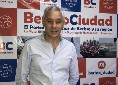 """Cagliardi y la tensión en el Concejo: """"No le debo nada al Frente Renovador, lo acordado está dado"""""""