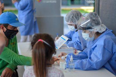 Desde Salud provincial aseguran que hay capacidad suficiente para los testeos