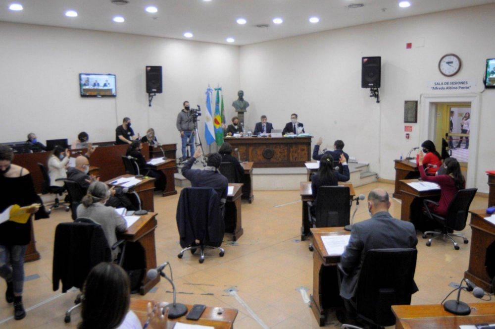 El Concejo define de cuánto serán los aumentos en las tasas municipales en 2021