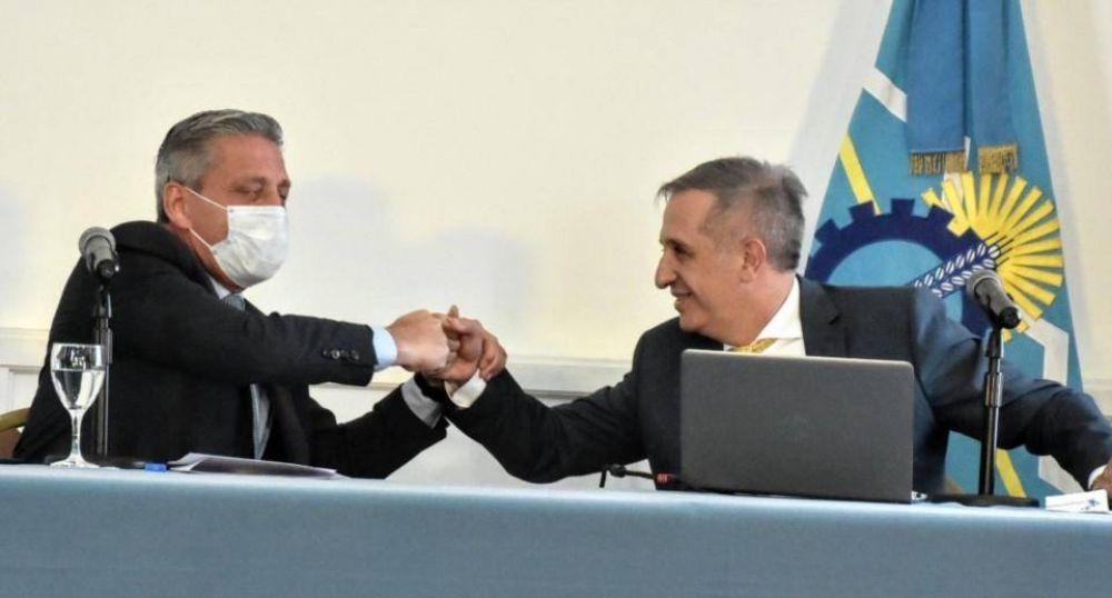 Arcioni anunció acuerdo con acreedores por el reperfilamiento de la deuda de Chubut