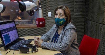 Fue un paso muy positivo el operativo en Villa Mascardi, según Arabela Carreras