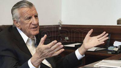Para Gioja Alberto Fernández debe presidir una lista de unidad del Partido Justicialista