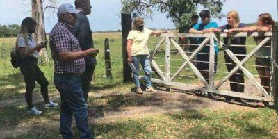 Trabajo esclavo: rescataron a una mujer y sus tres hijos víctimas de explotación laboral en un campo de polo