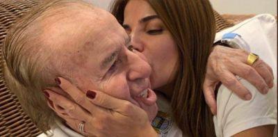 """Carlos Menem en grave estado: """"Papá está luchándola, nos encomendamos a Dios"""", dijo Zulemita"""