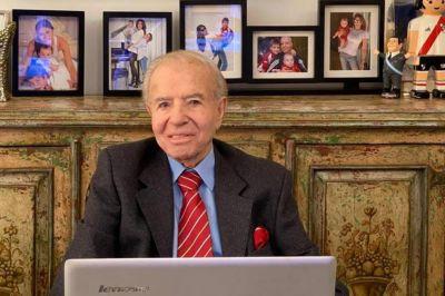 La salud de Carlos Menem: tuvo una arritmia severa y su estado es delicado