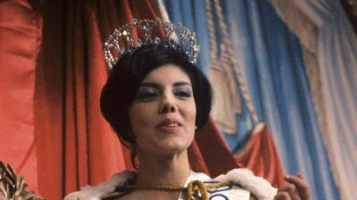 Un colectivo de la línea 110 atropelló a la primera Miss Mundo que tuvo la Argentina y quedó internada en grave estado