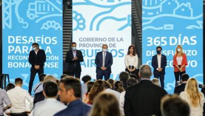 Unidad y nuevos derechos: la fórmula del oficialismo para 2021