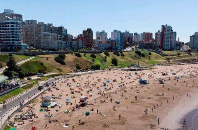 """Lo que va de diciembre dejó """"buenas sensaciones"""" en Mar del Plata de cara a un verano atípico"""