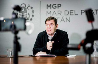 """Aumentaron los contagios en Mar del Plata: """"Es momento de apretar los dientes"""", dijo el intendente"""