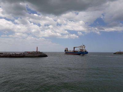 Se demora la obra del dragado del puerto de Mar del Plata