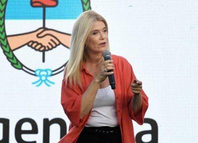 Verónica Magario: