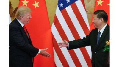 China - EEUU: acusan al gobierno de Donald Trump de