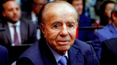 Cómo sigue la salud de Carlos Menem