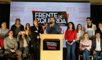 Martes 22: el Frente de Izquierda moviliza al Congreso para rechazar el ajuste a los jubilados