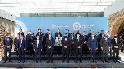 Alberto Fernández buscará ganar poder y marcar la agenda legislativa con una carta de apoyo de 21 gobernadores en contra de las PASO