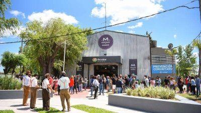 Sujarchuk inauguró el Mercado Municipal del Paraná, una nueva propuesta turística y sostenible del partido de Escobar