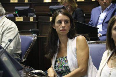 """Roxana López: """"La compra de pistolas Taser en Tigre no solucionaría ningún problema concreto de inseguridad"""""""