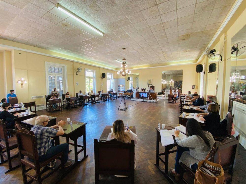 El Concejo trató el proyecto de Presupuesto 2021