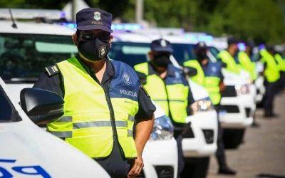 Operativo Sol 2021: refuerzo policial en Zárate y la región