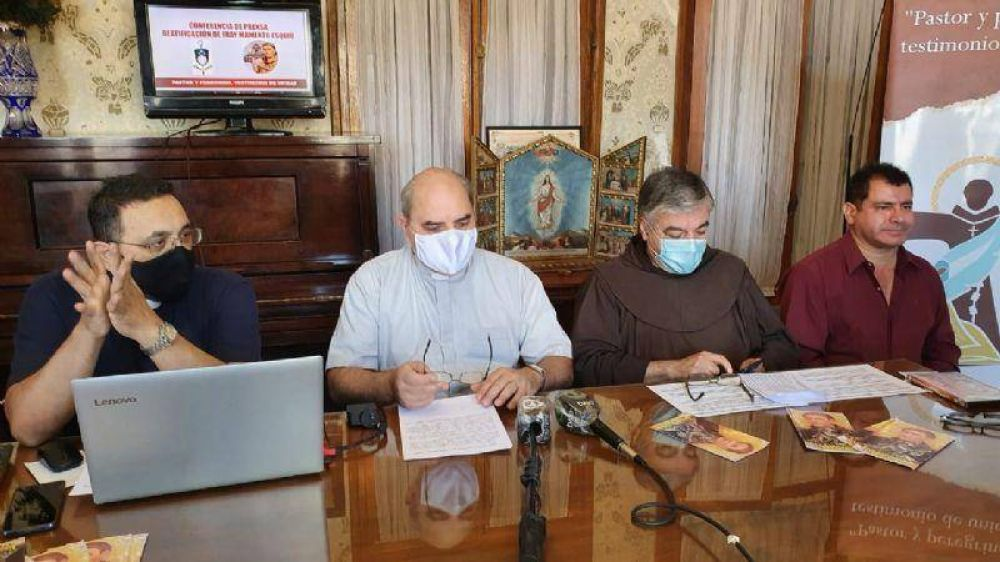 Fray Mamerto Esquiú será beatificado en el kartódromo de Payahuaico