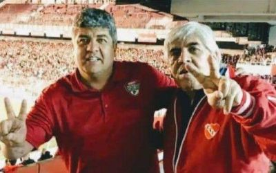 Sobreseyeron a Pablo Moyano en la causa de Independiente