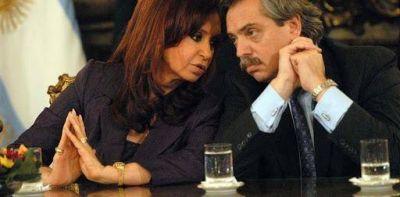 Alberto a Cristina: