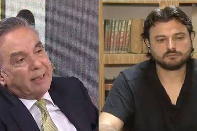 Fuerte cruce, con descalificaciones, entre Miguel Ángel Pichetto y Juan Grabois