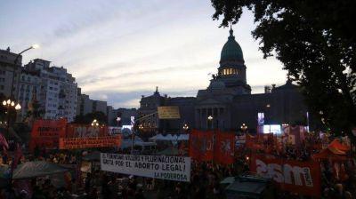 Aborto: en el oficialismo afirman que Alberto Fernández