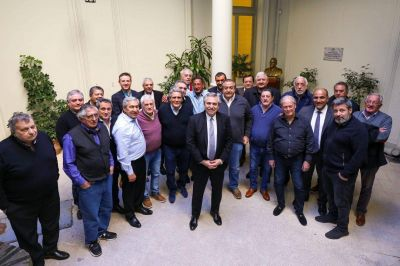 Las apuestas de la Casa Rosada para mantener la paz sindical en el 2021