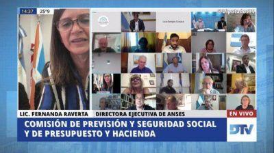 Jubilaciones: Moroni y Raverta defendieron en Diputados la fórmula propuesta por el Gobierno