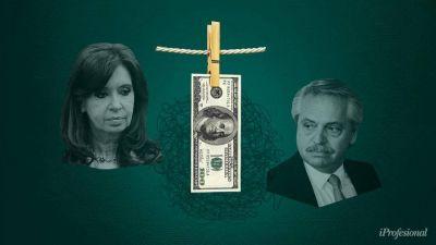 Tensión entre Alberto y Cristina ya afecta al Gobierno en temas clave como precios, tarifas y FMI