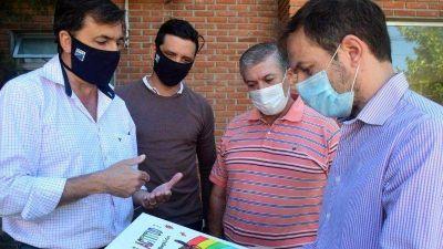 EDEN desarrolló una acción solidaria en el Hospital de Campana