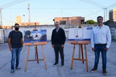 Valenzuela anunció la llegada del CEDEM 4 a Ciudadela