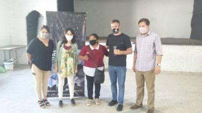 Federico Achával participó del cierre de año de Identidad