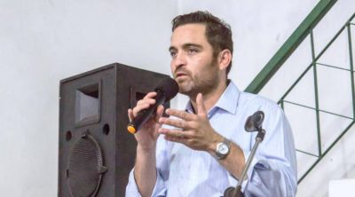 Ezequiel Carrizo, el peronista de Juntos por el Cambio que quiere ser intendente de Ituzaingó