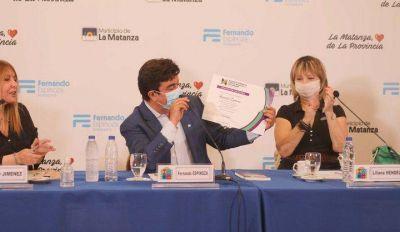 La Matanza | Intendente y funcionarios realizaron la primera capacitación correspondiente a la Ley Micaela