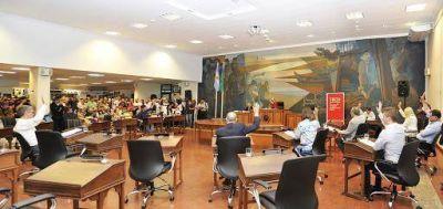 El HCD de Tigre aprobó un alivio económico para comercios del Puerto de Frutos y el Parque de la Costa