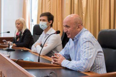 San Vicente: Ley Micaela en el deporte