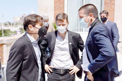 Cristian participó del lanzamiento del Operativo de Sol a Sol junto al Gobernador