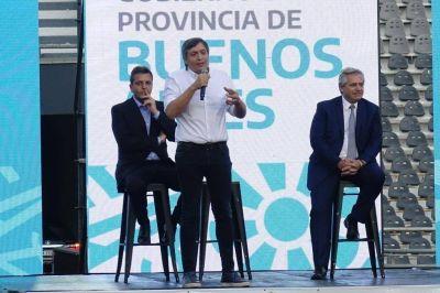 Malestar de intendentes del Conurbano por la avanzada de Máximo sobre el PJ