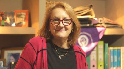 Ley Micaela Sindical: «Es una invitación porque me gustaría que los gremios demuestren voluntad política de capacitarse en perspectiva de género»