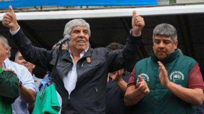 El Frente Sindical celebró el sobreseimiento de Pablo Moyano: «¡No lograrán acallar su voz ni disciplinar al sindicalismo!»