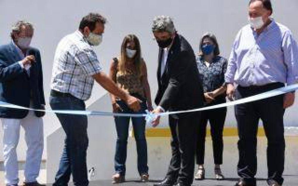 General Las Heras: Inauguraron frigorífico que generará 80 puestos de trabajo