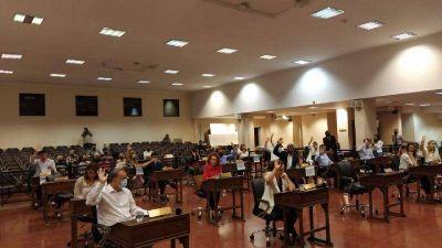 El Honorable Concejo Deliberante de Tigre aprobó el presupuesto 2021