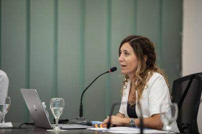 Legislatura: Jure presentó el proyecto de urbanización de Barrios Populares