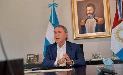 Schiaretti le ofreció a Guzmán trabajar junto a la Nación en el tema biocombustibles
